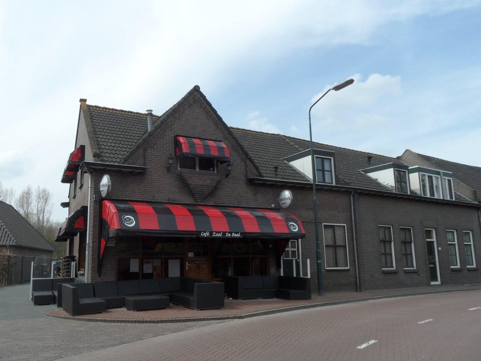 Cafe Zaal De Paal