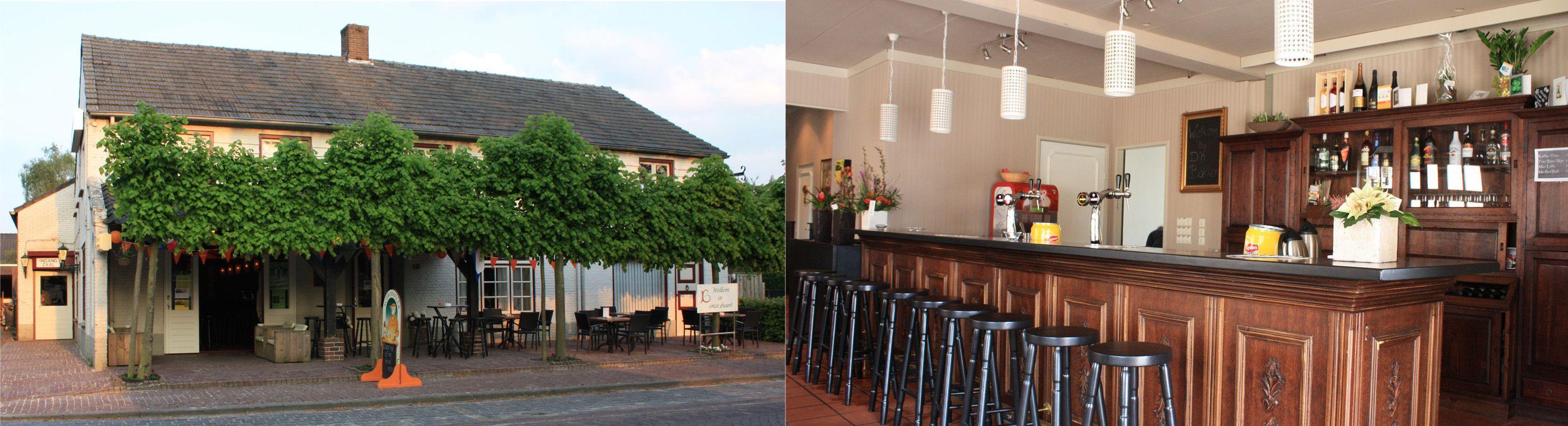 Cafe Zaal D'n Bakker